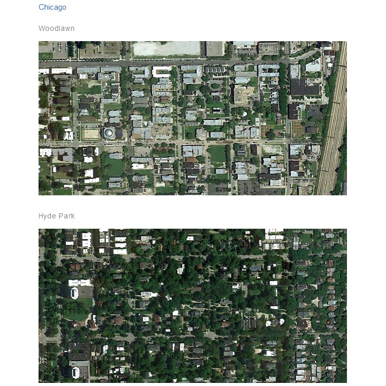 income inequality as seen from space