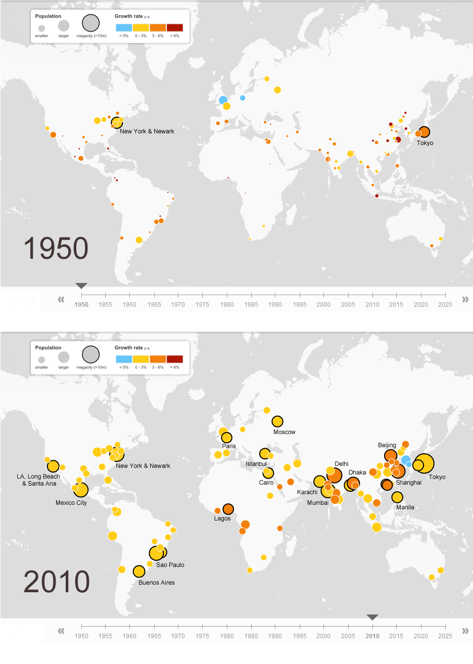 megacities | IndexMundi Blog